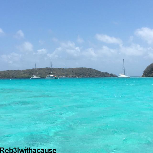 Tobago Island: Tobago Cays Marine Park